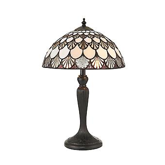 Missori petit Style Tiffany lampe de Table - Interiors 1900 70368