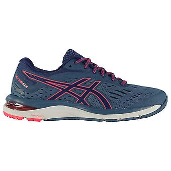Asics Womens Cumulus 20 Running Shoes Road Lace Up Padded Ankle Collar