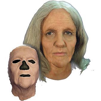 Old Woman Foam Latex Face