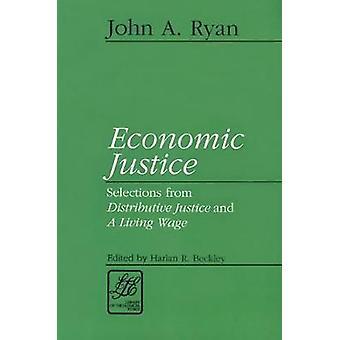 Letture di giustizia economica da Distributive Justice e un salario di sussistenza di Ryan & John