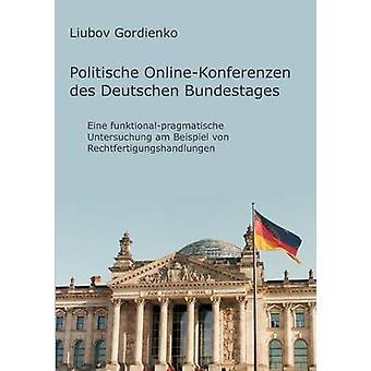 Politische OnlineKonferenzen des Deutschen Bundestages by Gordienko & Liubov