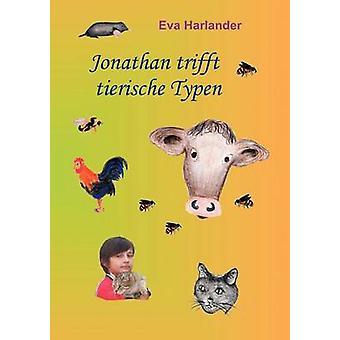 ジョナサン trifft tierische Harlander ・ エヴァによって Typen