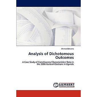 Analyse av dikotom resultatene av Ochama & Ahmed