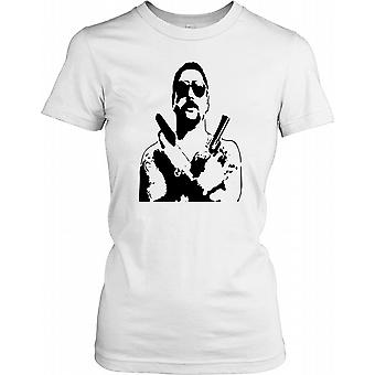 Markere Chopper Reid - kriminelle legende damer T Shirt
