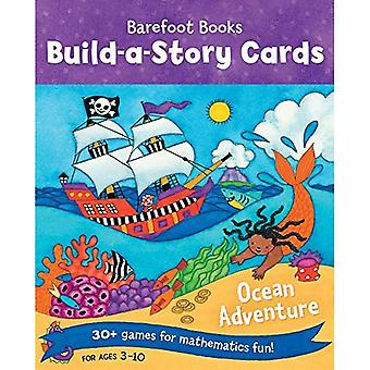 Ocean Adventure Build a Story Cards: 2019