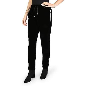 Emporio Armani Women Black Trousers -- S1P0030000