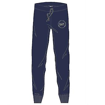 HARVEY MILLER POLO CLUB pyjamahose casual men's sleeping pants Navy