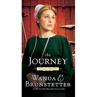 The Journey by Wanda E Brunstetter - 9781683223658 Book