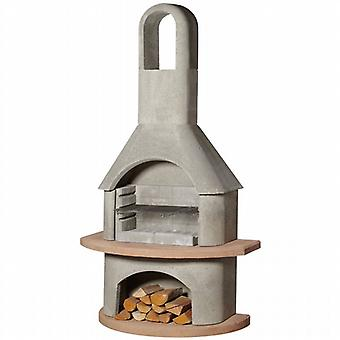 Buschbeck Carmen Masonry Barbecue Fireplace