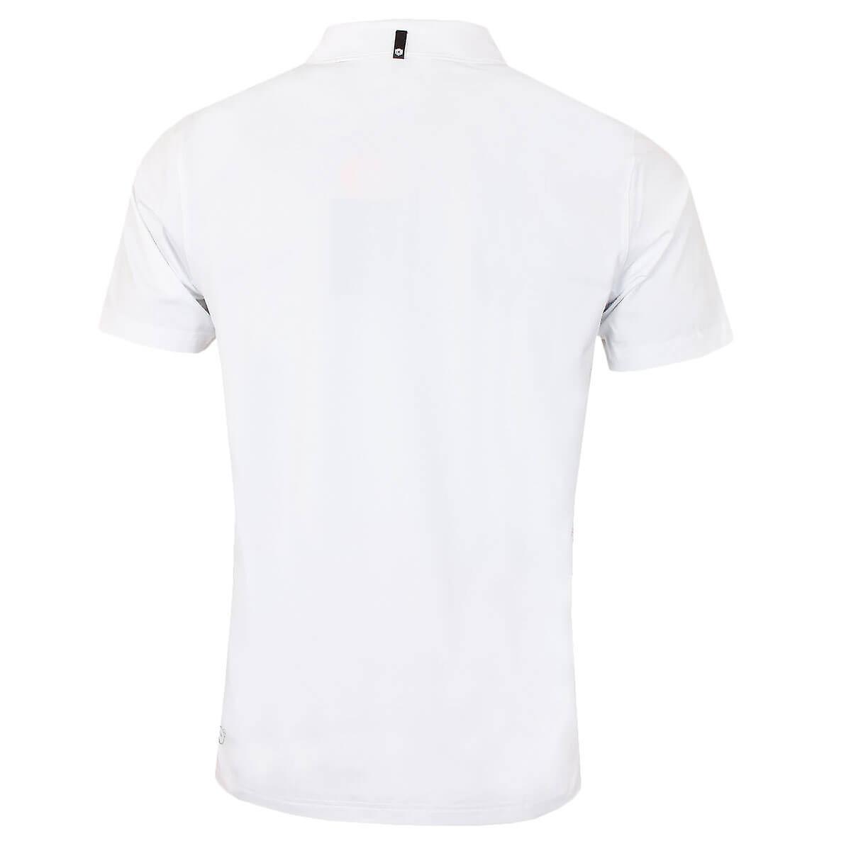 b6399f23a3 Puma Golf Mens Turf Stripe Golf Polo Shirt