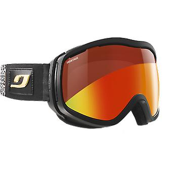 Julbo Elara black zebra Zebra Flash Gold