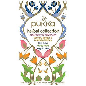 Bolsas de té Pukka Herbal Collection 80