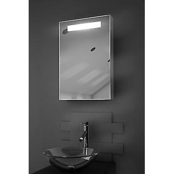 Olympia LED Illuminated Bathroom Cabinet With Sensor & Shaver k258