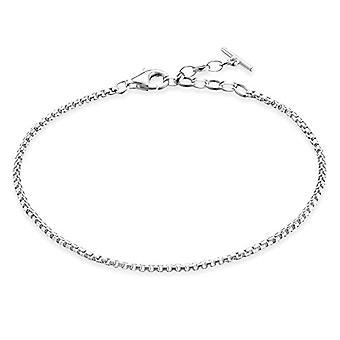 Thomas Sabo Silver Women's Ring Bracelet 925 A1561-001-12-L195v