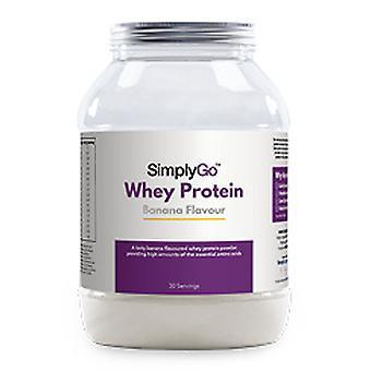 Simplygo/banana-whey-protein-powder