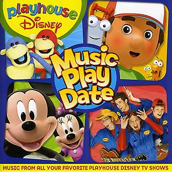 Playhouse Disney: Musica giocare data - Playhouse Disney: importazione USA musica giocare data [CD]