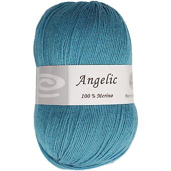 Angelic Yarn Sea Blue Q105 F336