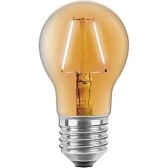 LED E27 Arbitrary 2 W Orange (Ø x L) 60 mm x 105 mm Segula Filament 1 pc(s)