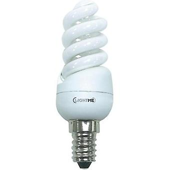 Energy-saving bulb 95 mm LightMe E14 9 W EEC: A Spiral shape Content 1 pc(s)