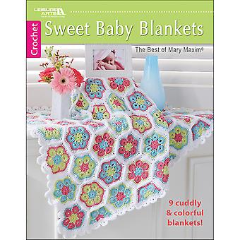 Leisure Arts-Sweet Baby Blankets- The Best LA-6789