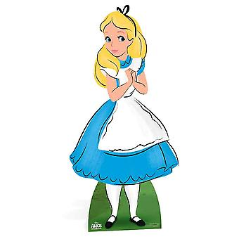 Alice from Alice In Wonderland Disney Lifesize Cardboard Cutout / Standee/ Stand Up