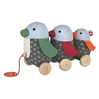Franck & Fischer Georg penguin drag (Toys , Preschool , Babies , Push And Pull Toys)