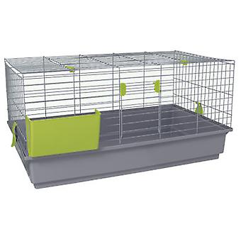 Voltrega Set Jaulas 923+924+925 Plata (Small animals , Cages and Parks)