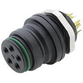 Binder 99-9116-00-05 99-9116-00-05 Series 720 Miniature Circular Connector Nominal current (details): 5 A Number of pins