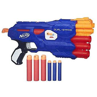 Nerf Nerf Dual Strike (Outdoor , Garden Toys , Guns)
