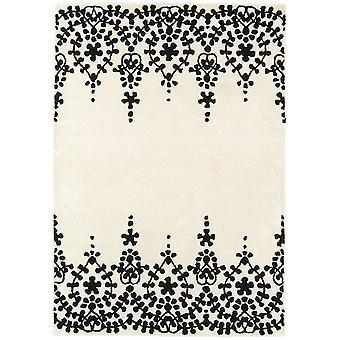 Matrix Natural Baroque Wool  Viscose Vintage Rug
