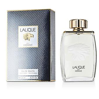 Lalique Eau De Toilette Spray 125ml / 4.2 oz