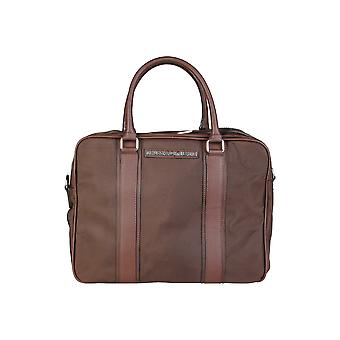 Trussardi Aktentaschen Brown
