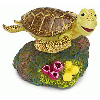 Sandimas Turtle Crush (5 Cm) (Fish , Decoration , Ornaments)