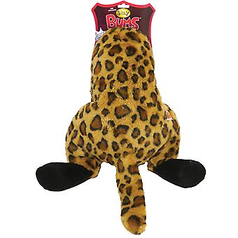 Silly Bums Leopard Jumbo 42cm (Pack of 3)