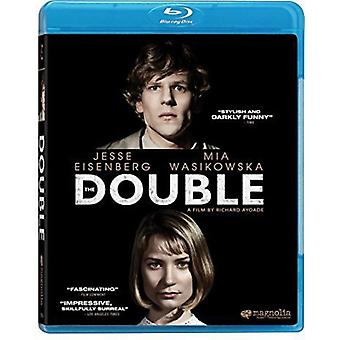 Double [BLU-RAY] USA import