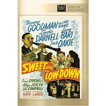 Sweet & Low-Down [DVD] USA import