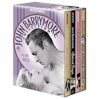 John Barrymore samling [DVD] USA importerer