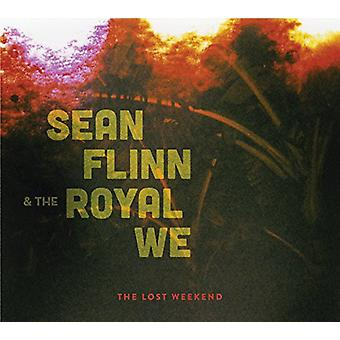 Sean Flinn & den kongelige vi - tabte Weekend [Vinyl] USA importerer
