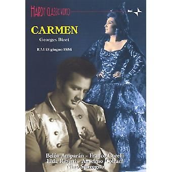 G. Bizet - Carmen komplet Opera [DVD] USA import