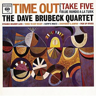Dave Brubeck kvartetten - Time Out [CD] USA import