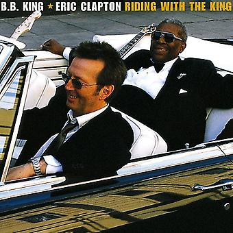 Clapton/King - Riding with the King [CD] USA import
