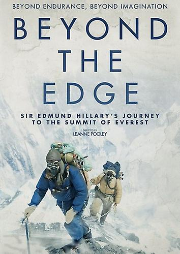 Beyond the Edge [DVD] USA import