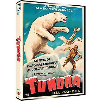 Tundra [DVD] USA importerer