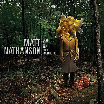 Matt Nathanson - sidste store Pretenders [CD] USA importen