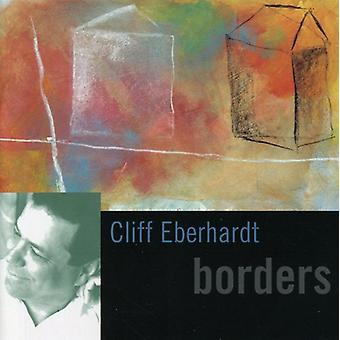 Cliff Eberhardt - Borders [CD] USA import