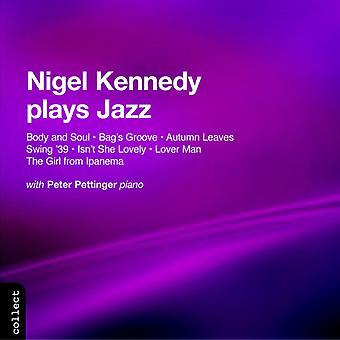 Nigel Kennedy - importation USA Nigel Kennedy joue Jazz [CD]