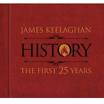 James Keelaghan - History: The First 25 Years [CD] USA import
