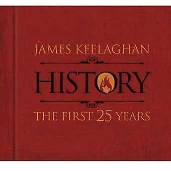 James Keelaghan - historie: De første 25 år [CD] USA import