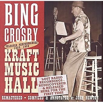 Bing Crosby - Lost Radio Recordings Released for the F [CD] USA import