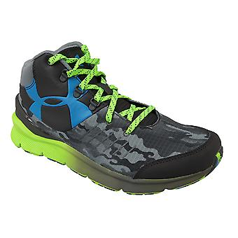 Under Armour BGS Overdrive Mid K  1266381-019 Kids sports shoes